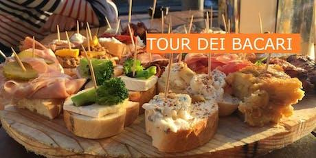 Tour dei Bàcari by Night biglietti