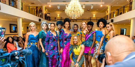 AFRICA FASHION WEEK RENNES 2020 billets