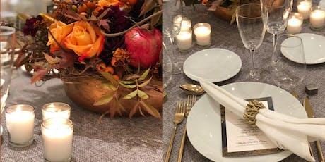 GAUDIr Thanksgiving Dinner tickets