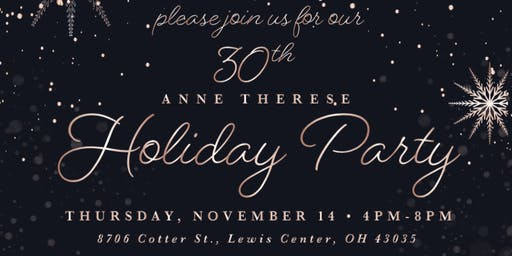 Anne Therese Holiday Party