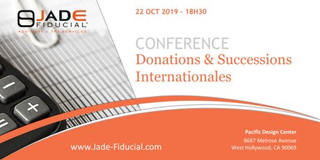 Donations & Successions Internationales billets