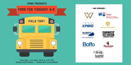 Food 4 Thought 6.0 tickets