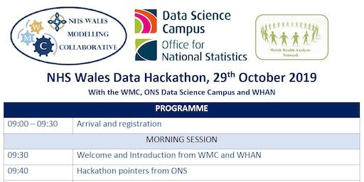NHS Wales Modelling Collaborative Data Hackathon