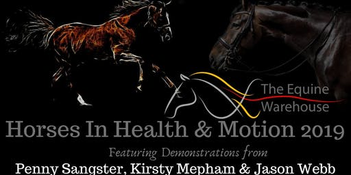 Horses In Health & Motion
