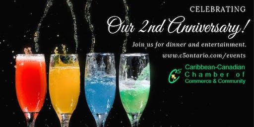 C5's 2nd Anniversary Celebration
