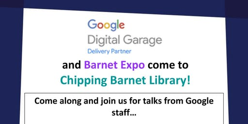 Google Digital Garage  in Barnet