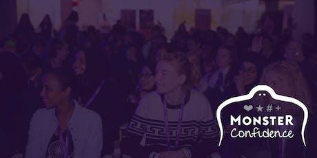 MonsterConfidence 2019 - TEESSIDE tickets