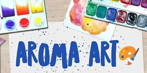 Aroma Art with Essential Oils