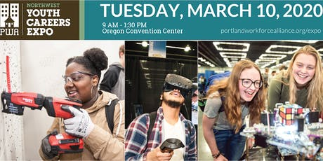 2020 NW Youth Careers Exhibitor Registration tickets