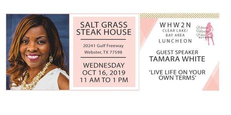 WHW2N Luncheon Clear Lake/Friendswood tickets