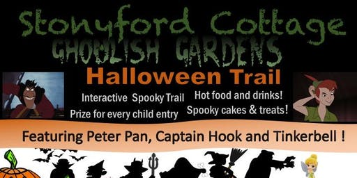 Stonyford Cottage Ghoulish Gardens Halloween Trail