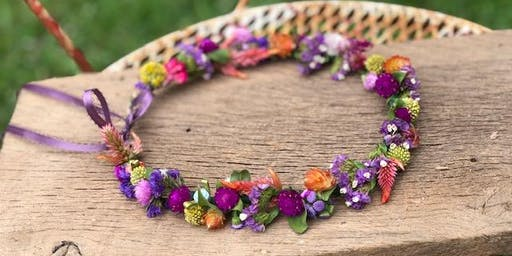Make a Flower Crown Workshop