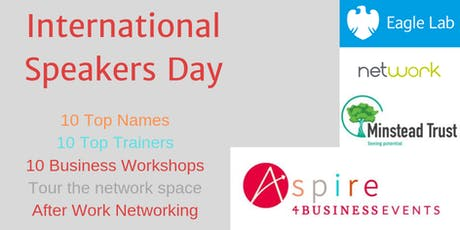 ALL DAY Workshops - Personal and Business skills tickets