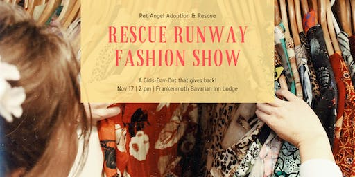 Rescue Runway Fashion Show