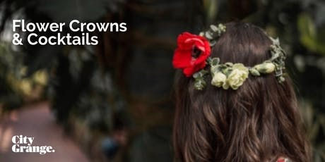 Flower Crowns & Cocktails tickets