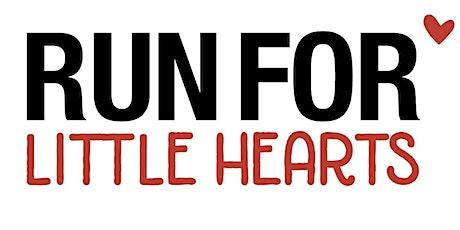 Volunteer Registration for Run for Little Hearts 2020 tickets