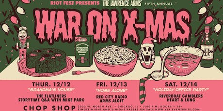 The Lawrence Arms - 5th Annual War On Xmas