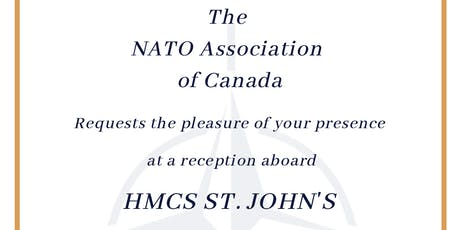 NATO 70th Anniversary Year: Celebrating HMCS St John's tickets
