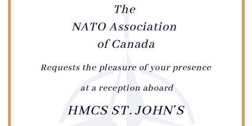 NATO 70th Anniversary Year: Celebrating HMCS St John's