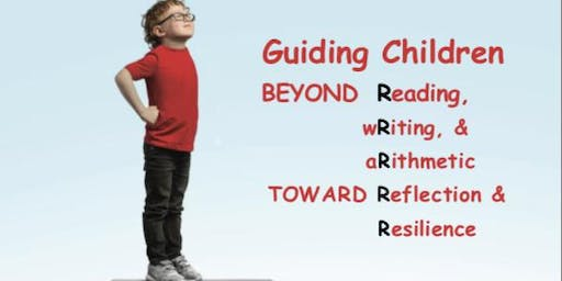 The 5 Rs of Education:Reading, wRiting, aRithmetic, Reflection & Resilience