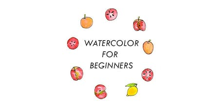 Watercolor Basics: Learn to Paint with Jenny Lemons (2019-11-11 starts at 7:00 PM) tickets