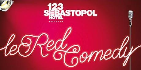 Le Red Comedy  Saison 2 Episode 5 billets