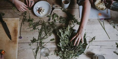 DIY Herb Blending for Immunity tickets