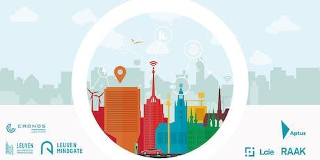 Smart Cities & ᒪ ᐯ ᑎ tickets