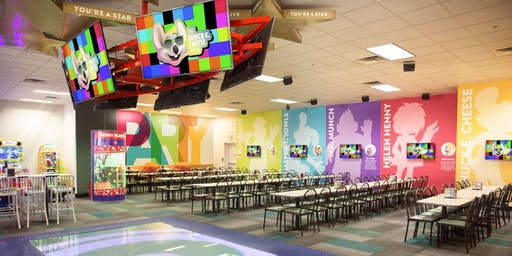 CHUCK E. CHEESE®  TO UNVEIL REMODELED N. LITTLE ROCK LOCATION