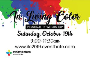 In Living Color Personality Workshop