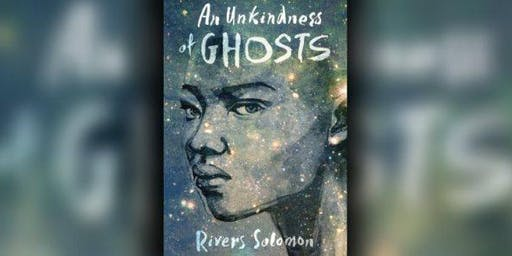 My Lit Box Book Club - An Unkindness of Ghosts