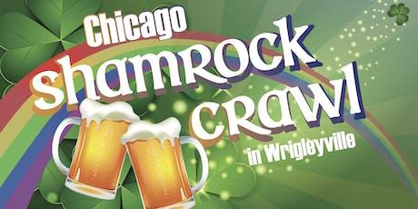 Chicago Shamrock Crawl tickets