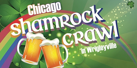 Chicago Shamrock Crawl tickets