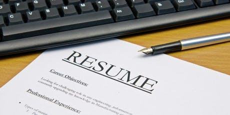 Technical Resume Workshop tickets