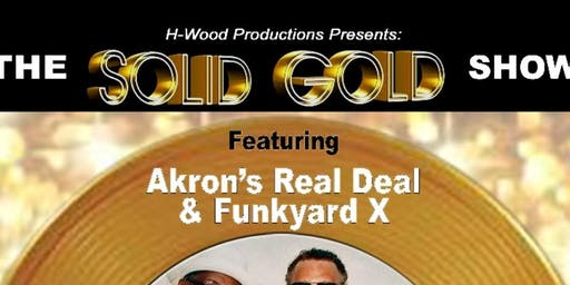 Live Music - Akron Real Deal & FunkyardX