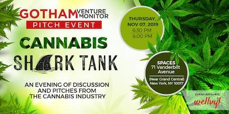 Gotham's Cannabis Shark Tank Pitch Night tickets