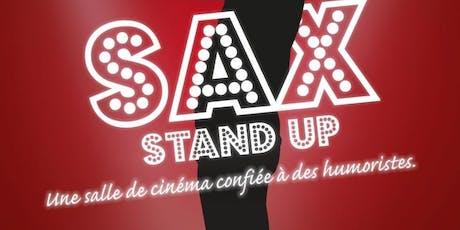 SAX Stand Up billets