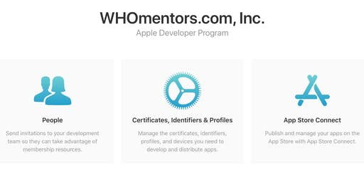 App Volunteer Orientation: iOS, Swift, MacOS, Objective-C, UI/UX, Developer