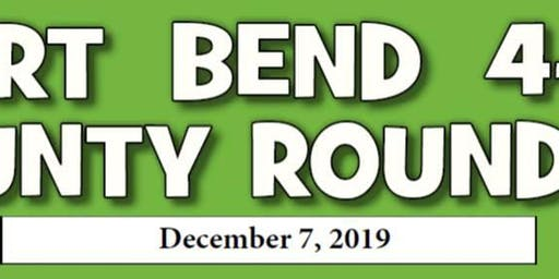 2020 Fort Bend County Roundup Registration