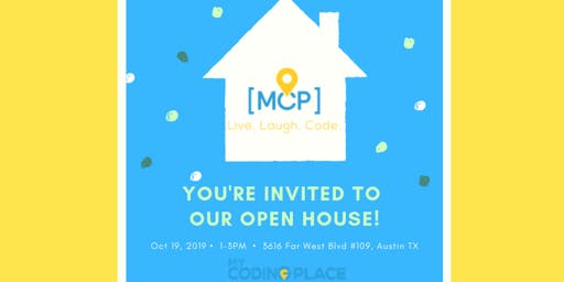 Open House and Anniversary Party
