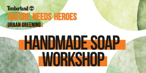 URBAN GREENING MILAN / WORKSHOP COME FARE IN CASA IL TUO SAPONE NATURALE