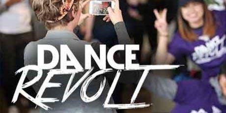 Just BGRAPHIC - Dance Revolt 2019 tickets