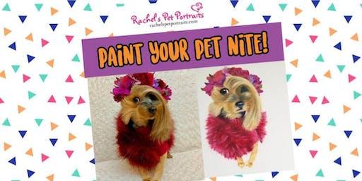 Paint Your Pet Nite Sac!