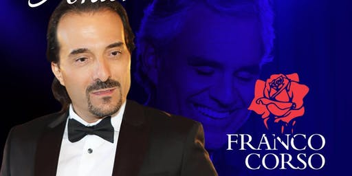 FRANCO CORSO IN CONCERT