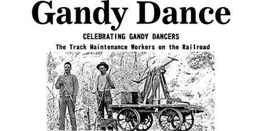 HSDV's Gandy Dance - to support the Restoration of Dayton's Railroad Depot