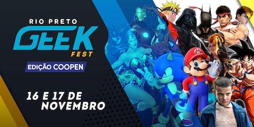Rio Preto Geek Fest - Edição Coopen