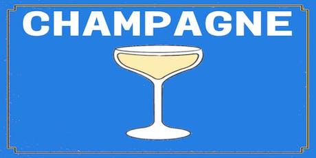 Champagne billets