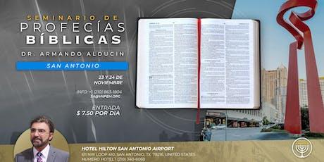 Copy of SEMINARIO PROFETICO II tickets
