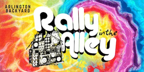 Rally in the Alley tickets