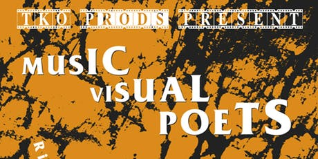 Music Visuals Poets  tickets